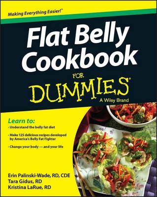 Flat Belly Cookbook For Dummies (BOK)