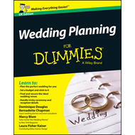 Wedding Planning for Dummies UK Edition (BOK)