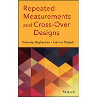 Repeated Measurements and Cross-Over Designs (BOK)