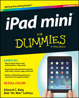 iPad Mini For Dummies (BOK)