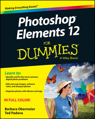 Photoshop Elements 12 For Dummies (BOK)