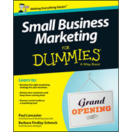 Small Business Marketing for Dummies (BOK)