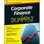 Corporate Finance for Dummies, UK Edition (BOK)