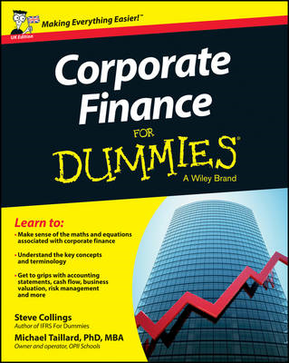 Corporate Finance For Dummies (BOK)
