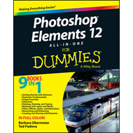 Photoshop Elements 12 All-in-one For Dummies (BOK)