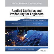 Applied Statistics and Probability for Engineers (BOK)