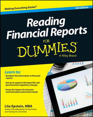 Reading Financial Reports For Dummies(R) (BOK)