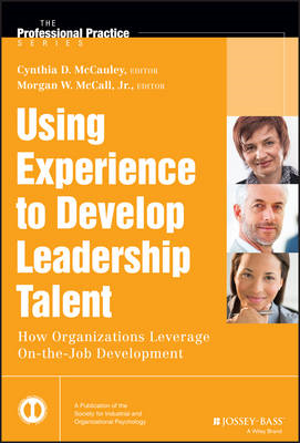 Using Experience to Develop Leadership Talent (BOK)