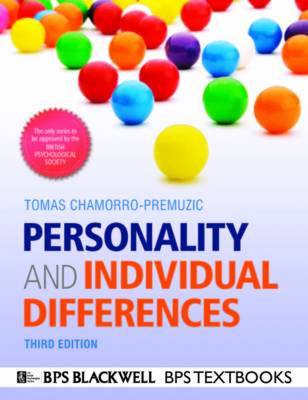 Personality and Individual Differences 3E (BOK)