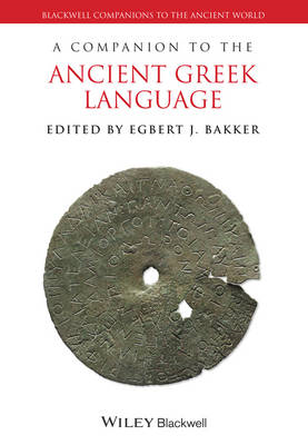 Companion to the Ancient Greek Language (BOK)