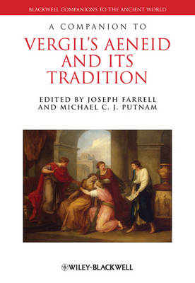 Companion to Vergil's Aeneid and Its Tradition (BOK)