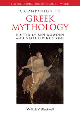 Companion to Greek Mythology (BOK)