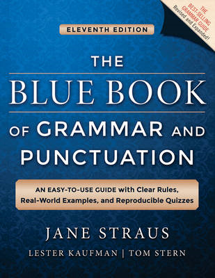 Blue Book of Grammar and Punctuation (BOK)