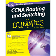 1,001 CCNA Routing and Switching Practice Questions For Dumm (BOK)