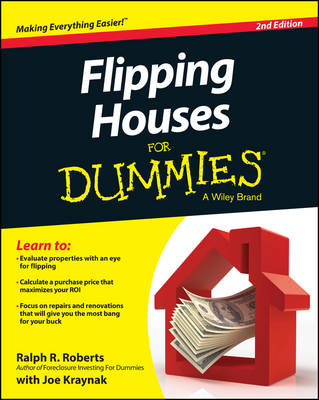 Flipping Houses For Dummies (BOK)