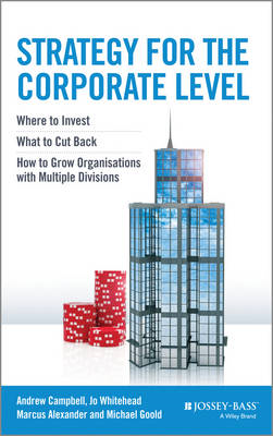 Strategy for the Corporate Level - Where to       Invest, Wh (BOK)