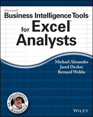 Microsoft Business Intelligence Tools for Excel Analysts (BOK)