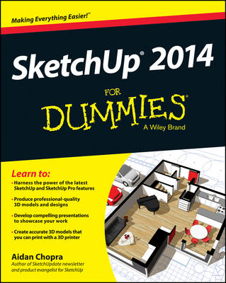Sketchup 2014 for Dummies (BOK)