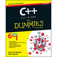 C++ All-in-one For Dummies (BOK)