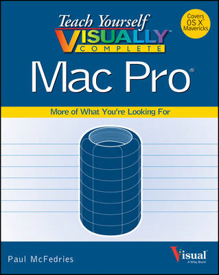 Teach Yourself Visually Complete Mac Pro (BOK)