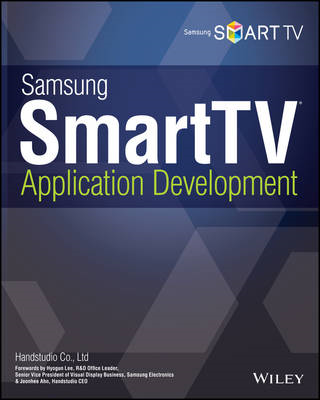 Samsung SmartTV Application Development (BOK)