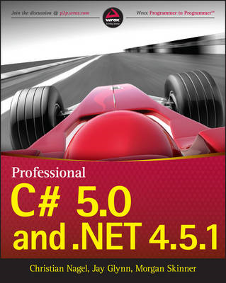 Professional C# 5.0 and .Net 4.5.1 (BOK)