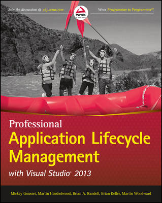 Professional Application Lifecycle Management with Visual St (BOK)