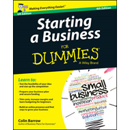 Starting a Business For Dummies (BOK)