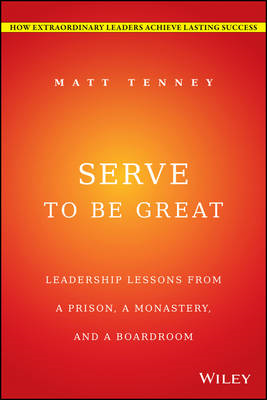 Serve to be Great (BOK)
