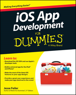 iOS App Development For Dummies (BOK)