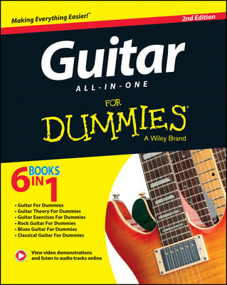 Guitar All-In-One For Dummies (BOK)