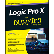 Logic Pro X For Dummies (BOK)