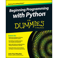 Beginning Programming with Python For Dummies (BOK)