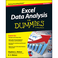 Excel Data Analysis For Dummies (BOK)
