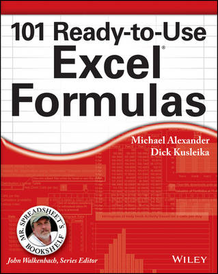 101 Ready-to-Use Excel Formulas (BOK)