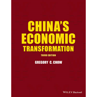 China's Economic Transformation 3E (BOK)