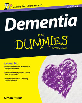 Dementia for Dummies, UK Edition (BOK)
