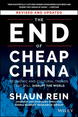 End of Cheap China (BOK)