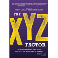 The XYZ Factor: The DoSomething.org Guide to Creating a Culture of Impact (BOK)