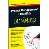 Project Management Checklists For Dummies (BOK)