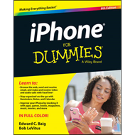 iPhone For Dummies (BOK)