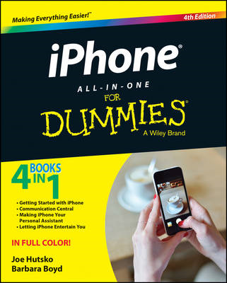 iPhone All-in-One For Dummies (BOK)