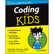 Coding for Kids for Dummies (BOK)