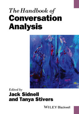 Handbook of Conversation Analysis (BOK)