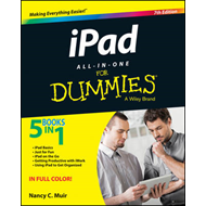 iPad All-in-One For Dummies (BOK)