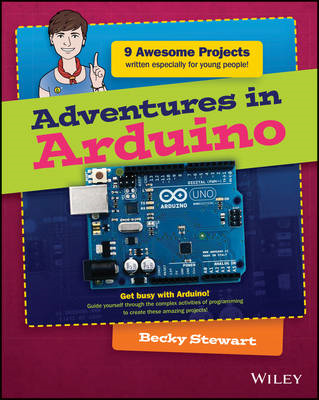 Adventures in Arduino (BOK)
