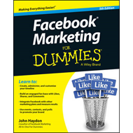 Facebook Marketing for Dummies, 5th Edition (BOK)