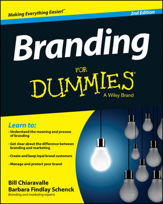 Branding for Dummies, 2nd Edition (BOK)