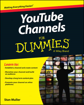 YouTube Channels For Dummies (BOK)