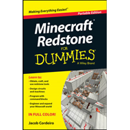 Minecraft Redstone for Dummies, Portable Edition (BOK)